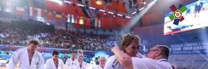 Сборная Украины завоевала бронзовые награды на командном чемпионате Европы в России