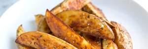 Рецепт картофеля по-деревенски: в духовке и мультиварке