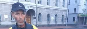 """Ватника"" привязали к столбу в Чернигове: все детали громкого инцидента"