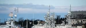 Чому українські військові кораблі не встигли забрати під час анексії Криму
