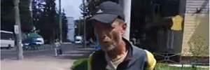 """Поліція відкрила кримінальну справу проти людей, які прив'язали """"ватника"""" до стовпа у Чернігові"""