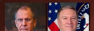Лавров в телефонном разговоре с Помпео призвал правительство США немедленно освободить Бутину