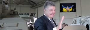 Бій Усик – Гассієв: Порошенко побачив символ перемоги України над Росією