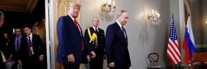 Спільна прес-конференція Трампа і Путіна: деталі переговорів
