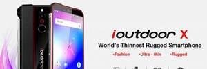 Ioutdoor показала самый тонкий смартфон среди всех защищенных