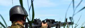 На Донбассе боевики наращивают количество военной техники