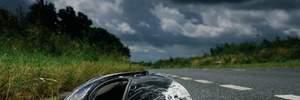 Жуткое ДТП на Полтавщине: мотоциклист погиб под колесами грузовика
