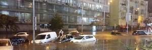 Обращений от граждан пока нет, но мы работаем, – коммунальщики о последствиях непогоды в Киеве