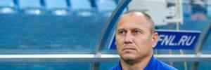 Российский тренер грубо ответил по поводу скандала с украинским игроком и флагом России