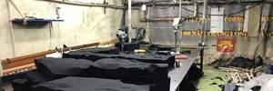 В Одесі правоохоронці викрили підпільний цех з пошиття одягу