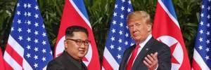 У Білому домі прокоментували майбутню зстірч Дональда Трампа та Кім Чен Ина