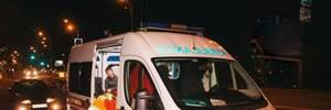 П'яна жінка влаштувала ДТП і в'їхала в церкву: є постраждалі