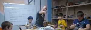 """""""Мудрый плотник"""": в Черкассах действует уникальный кружок для мальчиков"""