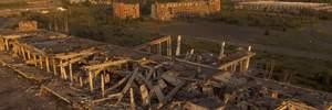 Как выглядит Донецкий аэропорт сегодня: опубликованы свежие фото