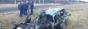 """Смертельне зіткнення """"Інтерсіті"""" з легковиком сталося на Миколаївщині"""