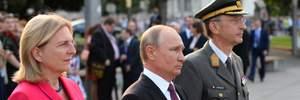 В Сирии людей убивала, в частности, Россия, но ее я не осуждаю, – глава МИД Австрии