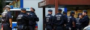 В Германии на вокзале захватили заложников