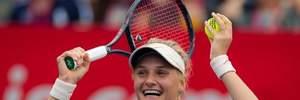 Ястремская уверенно вышла в полуфинал турнира в Люксембурге, обыграв россиянку