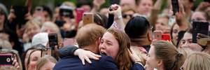 Принц Гаррі довів шанувальницю до сліз: зворушливе відео