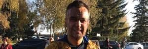 На журналиста Дмитрия Гнапа вылили ведро нечистот на Полтавщине: появились фото