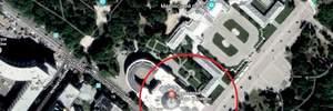 """""""Верховная Зрада"""": в Google Maps интересно переименовали парламент Украины"""