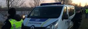 В Киеве мужчина погиб от взрыва гранаты в автомобиле