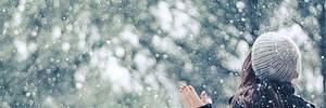 Перший сніг в Києві: як українські зірки зустріли зимову погоду