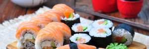 Можно ли есть суши во время правильного питания