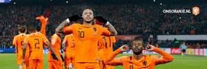 Нідерланди – Франція: відео голів матчу Ліги націй