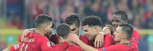 Италия – Португалия: прогноз букмекеров на матч Лиги наций