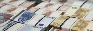 Наличный курс валют 19 ноября: евро существенно прибавил после выходных