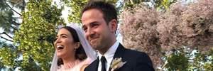 """Зірка фільму """"Поспішай любити"""" Менді Мур вийшла заміж: зворушливі фото"""