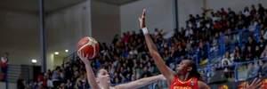 Женская сборная Украины по баскетболу вышла на чемпионат Европы