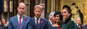 Принц Гаррі посварився зі своїм братом через Меган Маркл, – ЗМІ