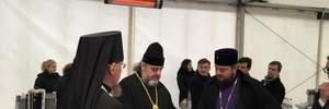 На Об'єднавчий собор УПЦ прибули представники Московського патріархату: фото