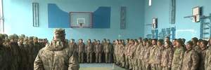 На Запорожье стартовали масштабные военные учения: фото и видео