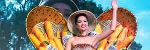 """""""Мисс Вселенная 2018"""": вьетнамская модель шокировала национальным нарядом на конкурсе красоты"""