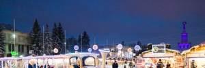 Зимова казка у Києві: як готуються до новорічних та різдвяних святкувань у столиці – відео