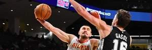 """Украинский баскетболист в НБА """"разорвал"""" соперников, выдав феноменальную игру: видео"""