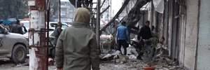 Сирійський терорист-смертник підірвав себе поряд з американськими військовими: є загиблі
