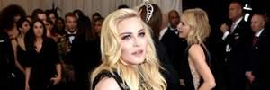 С блондинки в брюнетку: Мадонна кардинально сменила имидж