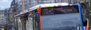 Наступного року громадський транспорт Люксембурга стане безкоштовним