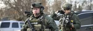 В результате стрельбы в США погибли пять человек (фото, видео)
