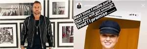 Немецкий дизайнер Филипп Плейн публично высмеял журналистку за лишний вес