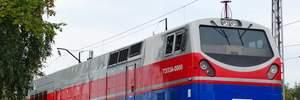 """""""Укрзалізниці"""" передали нові локомотиви: фото"""