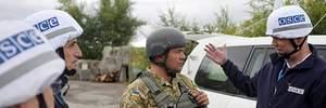 Є, що приховувати: проросійські бойовики не пустили спостерігачів ОБСЄ в Донецьку область