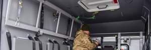 """Як виготовляють санітарне авто """"Богдан 2251"""" для потреб військових? (фото)"""
