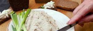 Як приготувати форшмак з оселедця: рецепт закуски