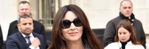 Моніка Беллуччі згадала себе з білявим волоссям: фото