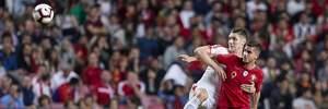 Португалия не сумела обыграть Сербию в отборе на Евро-2020: видео голов
